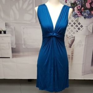 Adorable dress in a beautiful blue color!
